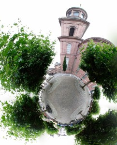 140713_little_planet_Paulskirche