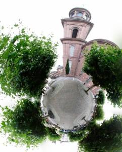 140713_little_planet_Paulskirche