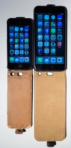 iPhone 5 vs 6+