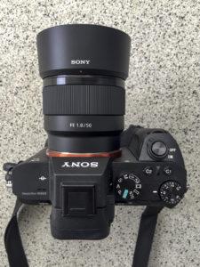 Sony FE 50 /1