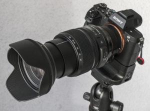 Sigma Art 24-105mm f/4 bei 105mm