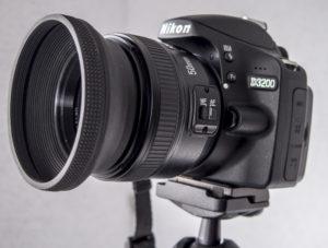 D3200 mit Yongnuo 50/1,8 eins